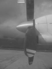 ATR-72 Engine (Tilemahos Efthimiadis) Tags: sky window clouds plane airplane seat engine hellas greece 100views 200views olympic airways 50views atr72 ioannina ελλάδα σύννεφα αεροπλάνο ιωάννινα αεροπορία ουρανόσ κινητήρασ ήπειροσ ολυμπιακή epeiros dvdphotos14