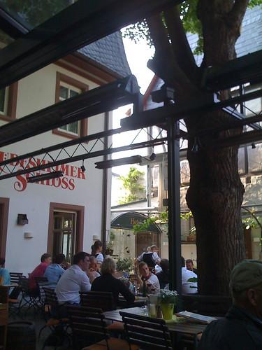 My hotel in Rüdescheim