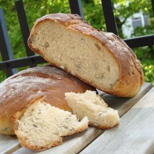 pain aux graines de courge
