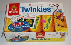 Twinkies Box with Burpee Seeds