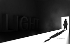 LIght in Cinema 4D and Photoshop (abduzeedo) Tags: photoshop cinema4d portfolio abduzeedo