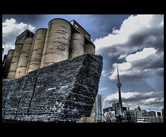 Ireland Park and CN Tower Toronto (Andrea Kollo Photography) Tags: park ireland irish toronto ontario canada marina interestingness nikon explore harbourfront immigrants famine citypark torontoontario sculpturepark potatofamine queensquay torontoislandairport torontoharbourfront irishheritage irishpotatofamine nikond200 explored cityhistory citybuild irishimmigrants irelandpark torontoheritage immigrantstatue cityheritage andreakollo famineof1847 andreakollophotographer wwwandreakollophotographycom 1847irishpotatofamine torontoirishimmigrants tgamphotodeskcitylife