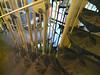 scale del bar al castello di Lubiana