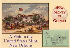 New Orleans Mint pamphlet