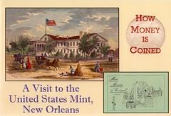 New Orleans Mint pamphlet
