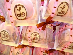 SWEET SUGAR - By Michelle Lanza - Batizado Polkadots (SWEET SUGAR By Michelle Lanza) Tags: minibolos