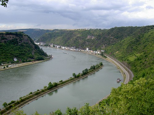 View form Loreley