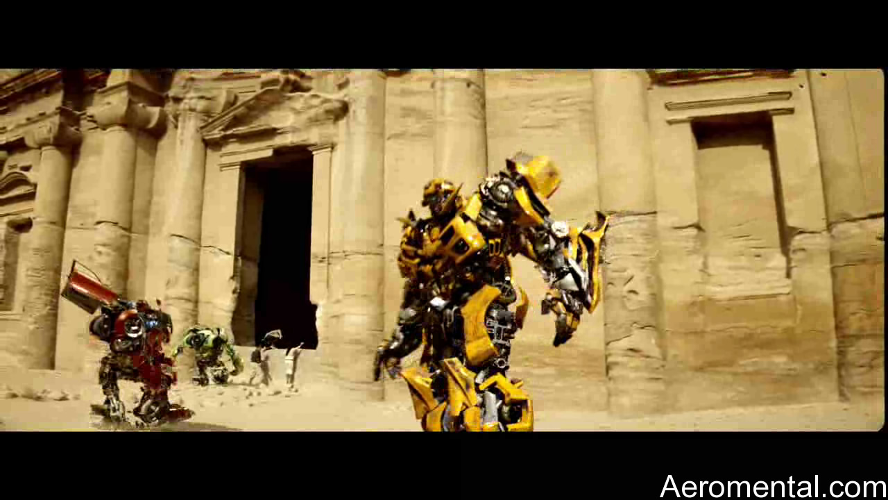 Transformers 2 Bumblebee gemelos