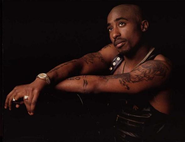 Tupac Shakur (25)