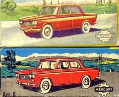 scatoline Fiat 1300-1500