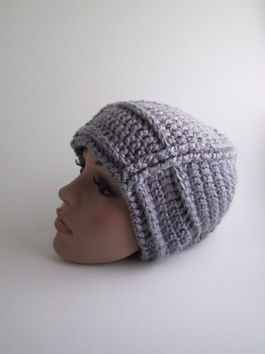 Bella's Twilight La Push Hat Photo and Pattern