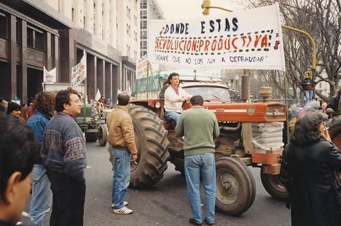 Agro Sector Demonstration