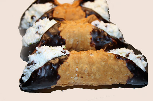 Mexican Cannolis with Homemade Ricotta 9