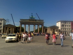 Berlin in Berlin in a happy mood (kazunoriwakana) Tags: travel holiday berlin germany contextwatcher celltagged geotagged sunday may active exif cell:mcc=262 cell:mnc=3 cell:lac=40013 geo:range=1000 iyouit location:continent=europe location:timezone=1 experience:mood=happy experience:transport=onfoot location:dayhour=11 phone:orientation=holdingupright experience:dayhour=10 experience:drinking=coffee phone:direction=001000 location:nstep=0 location:nbike=0 experience:eating=breakfast location:altitude=89 geo:lat=52516255 geo:long=13380276 location:postalcode=10117 location:street=pariserplatz cell:cellid=131981641