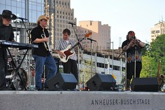Brave Combo at Discovery Green (Texas.713) Tags: park new vacation people music hot green beer up digital fun concert nikon texas close outdoor live tx stage livemusic houston wave spot polka brave jam discovery 1500 busch mckinney dervishes ordinary combo whirling anheuser picnicinthepark haveadrink grammywinning valina polka