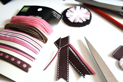 Ribbon for the Pin