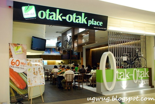 Otak-Otak Place, Tropicana City Mall