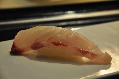 你拍攝的 天然鯛魚。