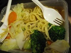 Dinner - Noodle Soup