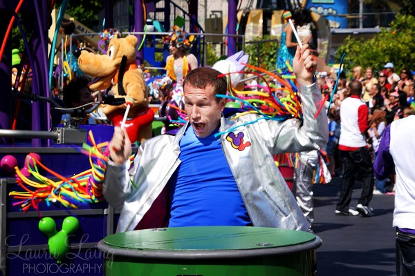 Celebrate: A Street Party Drummer