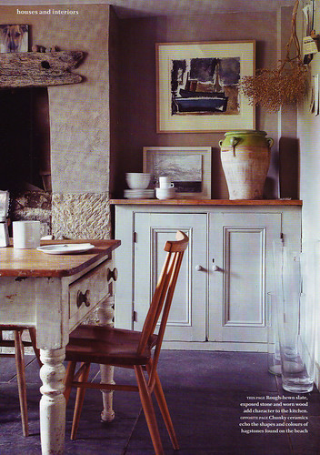 British Country Living: Kitchen