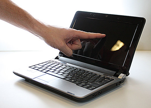 Ocular, Crystal Touch, Touchscreen, Netbook