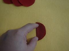 PAP - Fuxico flor pétala aberta 2 (Minhas Crias) Tags: flores artesanato fuxico pap tecido retalho passoapasso trbalhosmanuais pétalaaberta