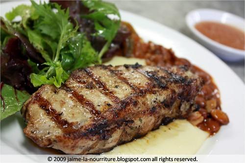 Big D Grill - Pork