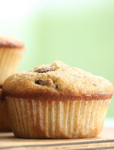 Kama muffins / Kamamuffinid kohupiimaga