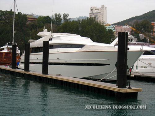 li ka shing yacht 2