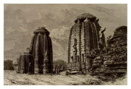 017- Templos de Bhuwaneswara en Orissa-La India en palabras e imágenes 1880-1881- © Universitätsbibliothek Heidelberg