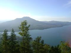 Lake Batur (sukiana.wayan) Tags: bali lake batur