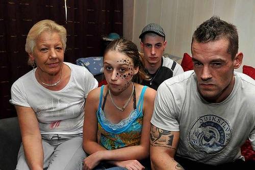 татуировка надпись на руке русский
