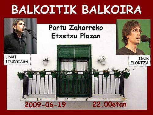 Balkotik Balkoira 2009 por ti.