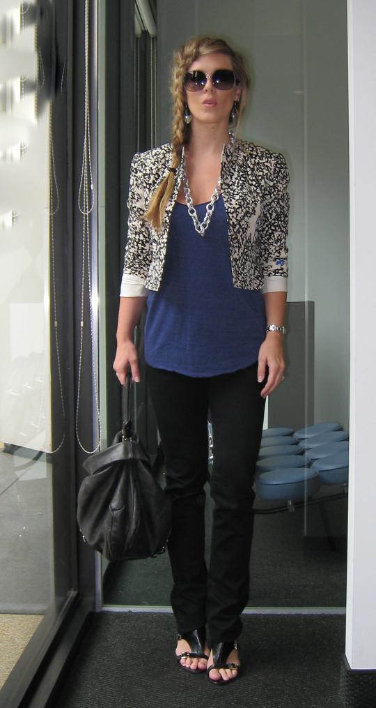 french-braid-flower-blazer-skinny-jeans-1