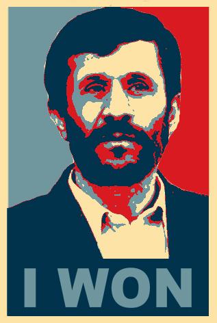 Ahmadinejad: I Won