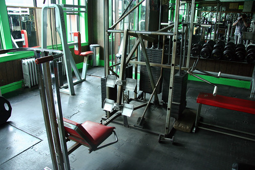 Gym Ext 11
