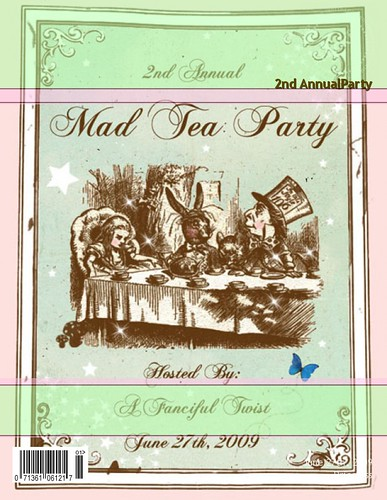 Mad Tea Party Magazine
