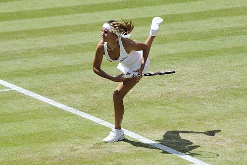 Gisela Dulko – Wimbledon 2009