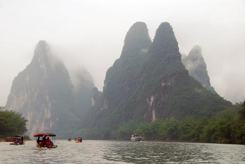 li river, xing ping