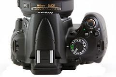 Nikon D5000 - Top Controls