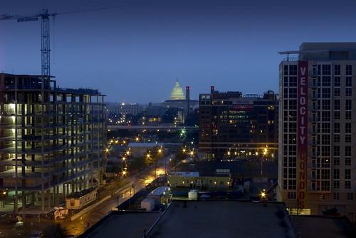 Bright Lights, New City