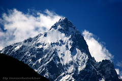 A virgin peak from Hinduraj mountains of Chitral (imranthetrekker , new year new adventures) Tags: blue pakistan sky snow mountains tourism nature colors rocks adventure climbing karakoram peaks exploration nwfp himalayas winters crampons chitral hindukush wintertrekking hinduraj romboor imranthetrekker imranschah northpakistan virginpeaks iceaxes mountainsofpakistan concordians chitralguy rockclimbinginpakistan unexploredmountains