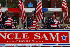 Barber Shop Group from Troy - Home of Uncle Sam