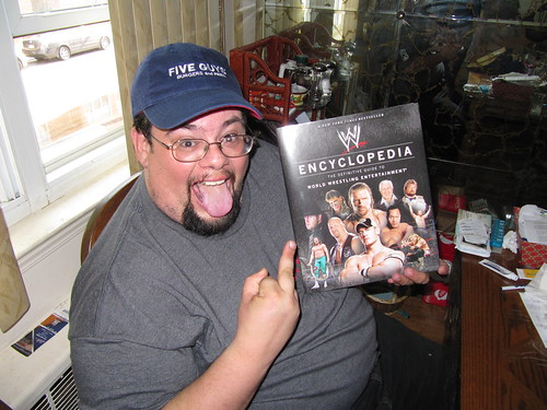 """WWE ENCYCLOPEDIA, BITCHES!"""