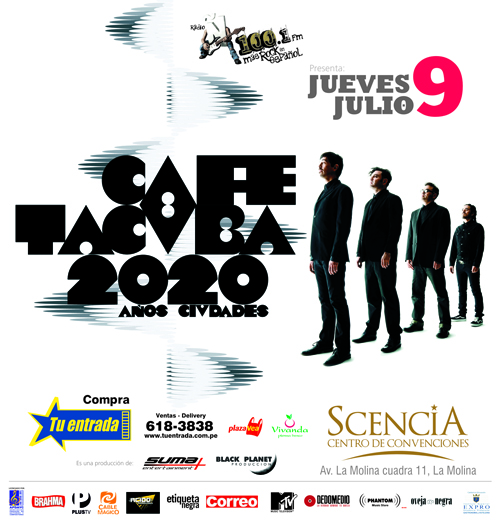 Cafe Tacuba en Lima
