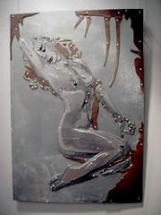 iron Marilyn (Manuel sculpter) Tags: original sculpture man flower art look animals stone garden insect women iron escultura mangacal