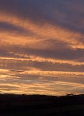 Crimped Sky (arc475) Tags: sunset clouds landscape nikon colours northernengland d80
