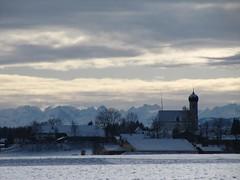 Lochen - Kirche - Gemeinde Dietramszell (Wein-Weiler) Tags: winter mnchen oberbayern kirche wein lochen badtlz dietramszell baiernrain pflzerwein bayrischesvoralpengebiet pfalzwein