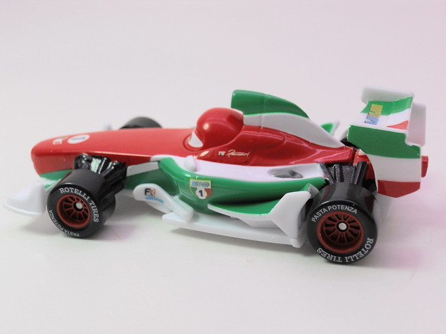 disney cars 2 francesco bournelli (2)